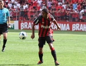 Deivid, volante do Atlético-PR (Foto: Divulgação/Atlético-PR)