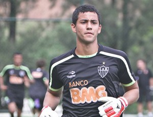Renan Ribeiro, goleiro do Atlético-MG (Foto: Bruno Cantini / Site oficial do Atlético-MG)