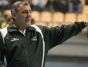 Paulo Mussalem, novo técnico de futsal do Imperial (Foto: Divulgação)