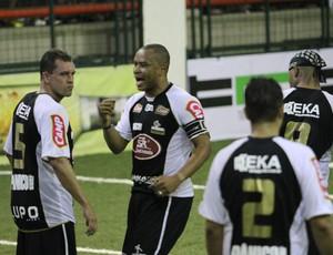 Corinthians é eliminado precocemente do Torneio Rio-São Paulo de showbol (Foto: Divulgação/Ricardo Cassiano)
