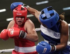 Roseli Feitosa, semifinal boxe jogos pan-americanos (Foto: AP)