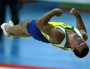 Pan-AMERICANO ginástica artística Diego Hypolito (Foto: EFE)