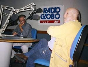 Luiz Mendes radialista  (Foto: Divulgação Site PUC-RS)