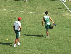 Marquinho no Fluminense (Foto: Fabio Leme / Globoesporte.com)