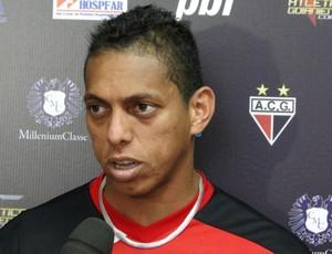 Pituca, volante do Atlético-GO (Foto: Divulgação/Atlético-GO)