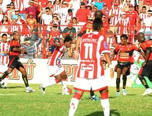 Náutico x Sport (Foto: Antônio Carneiro)