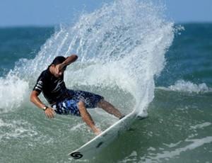 erbeliel andrade no cearense de surfe (Foto: Divulgação)