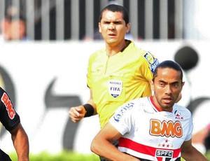 ricardo marques ribeiro são Paulo x vasco (Foto: VIPCOMM)