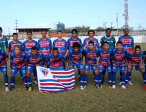 Equipe Sub-20 do Fortaleza (Foto: Divulgação/Fortaleza)