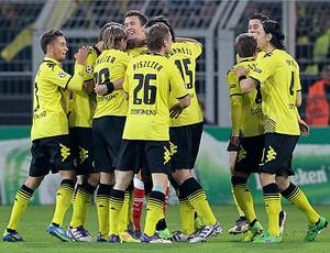 Grosskreutz Borussia Dormtund  x  Olympiacos (Foto: Reuters)