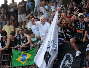 Torcida Organizada Comando Alvinegro do Rio Branco-ES (Foto: Arquivo/Cedoc/A Gazeta)