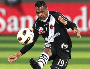 Leandro no jogo do Vasco  (Foto: Marcelo Sadio / Site Oficial do Vasco da Gama)
