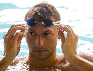 natação ian thorpe etapa copa do mundo cingapura (Foto: Agência EFE)