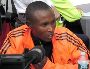 Corrida Maratona de Nova York Mutai  (Foto: Luisa Prochnik / Globoesporte.com)