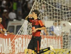 Júnior Viçosa - Sport (Foto: Aldo Carneiro)