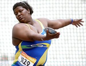 Rosinha dos Santos atleta do Parapan (Foto: Divulgação)