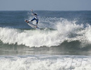 surfe Joel Parkinson mundial de san francisco (Foto: ASP)