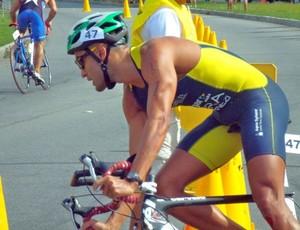 Rafael Farnezi - Campeão Brasileiro de Triathlon na categoria 25 a 29 anos (Foto: Arquivo Pessoal / Triatleta)