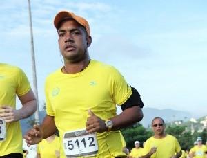 Corrida 10K do Rio acontece no meio do feriado (Foto: Arquivo pessoal)