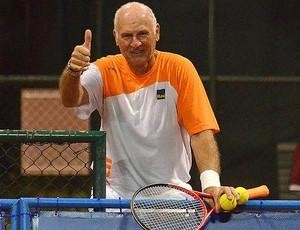Thomaz Koch tênis Masters Tour (Foto: João Pires / Divulgação)