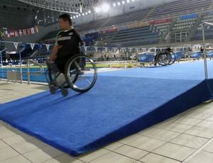 Parapan Guadalajara reparos de acessibilidade (Foto: Márcio Rodrigues/Fotocom.net/CPB)