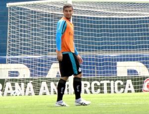 andré lima grêmio treino (Foto: Alexandre Alliatti / Globoesporte.com)