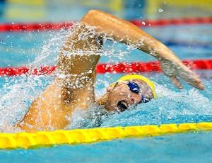 natação ian thorpe etapa de tóquio (Foto: afp)