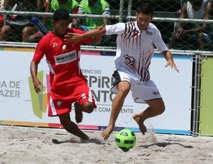 São e Maranhão na Copa dos Campeões no Espírito Santo (Foto: Pauta Livre)