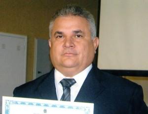 Vanderley Farias Pedrosa, Presidente do Ferroviário, eleição (Foto: Divulgação/Ferroviário)