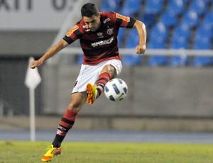 Thiago Neves, Flamengo x Figueirense (Foto: Alexandre Loureiro/Vipcomm)