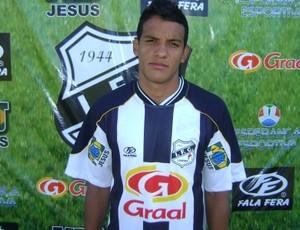 Felipe Nunes, reforço do Grêmio (Foto: Divulgação/Site do Independente-SP)