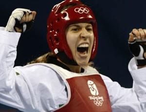 Natália Falavigna vence seletiva e vai aos Jogos Olímpicos de Londres (Foto: Divulgação)