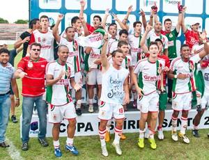 Copa Espírito Santo 2011: Desportiva Ferroviária x Real Noroeste (Foto: Bruno Roas/Divulgação)