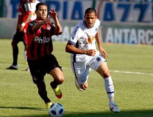 Anselmo Cruzeiro x Atlético-PR (Foto: Washington Alves / VIPCOMM)