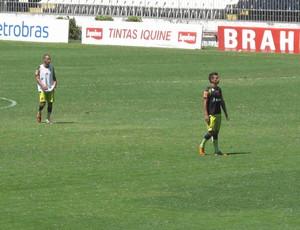 bernardo chaparro vasco treino (Foto: Rafael Cavalieri / Globoesporte.com)