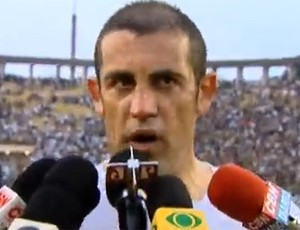 Frame - Corinthians 2 x 1 Figueirense - Finazzi (Foto: Reprodução)