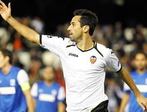 Jonas - Valencia x Genk (Foto: Reuters)