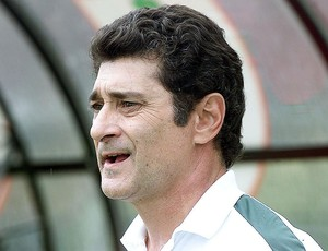 Dario Pereyra, técnico (Foto: Gazeta Press)
