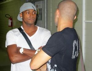 jobson alessandro botafogo (Foto: Thiago Fernandes / Globoesporte.com)