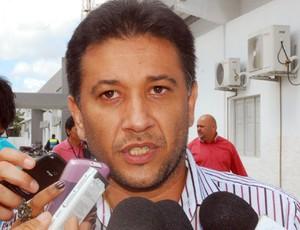 advogado afonso vilar de marcelinho paraíba (Foto: Nicolau de Castro / Jornal da Paraíba)