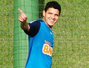 diego renan cruzeiro (Foto: Fernando Martins/Globoesporte.com)