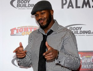 Jon Jones no World MMA Awards (Foto: Getty Images)