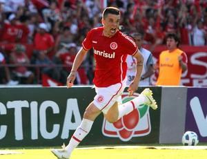 dalessandro internacional gol grêmio (Foto: Marcos Nagelstein / Vipcomm)