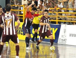 Taça Brasil de Futsal Joinville x Orlândia final (Foto: Luciano Bergamaschi / CBFS)