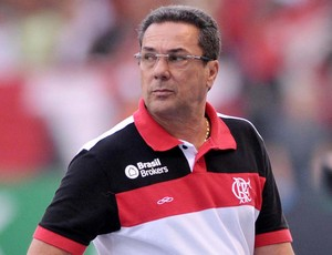 vanderlei luxemburgo flamengo x vasco (Foto: Futura Press)