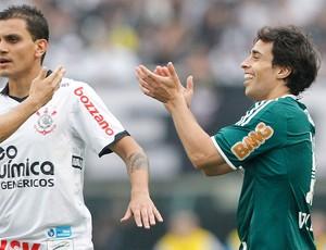 Valdivia, Corinthians x Palmeiras (Foto: Agência Estado)