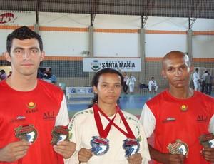 Weverton Michely e Giovanny, judocas de Uberlândia (Foto: Divulgação/ Futel)