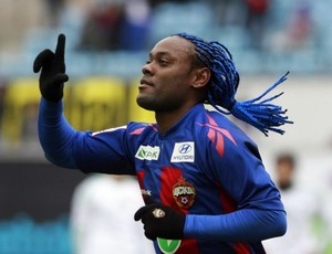 Vagner Love CSKA (Foto: Getty Images)