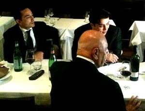 Galliani em reunião com Kia (Foto: Reprodução / Corriere dello Sport)