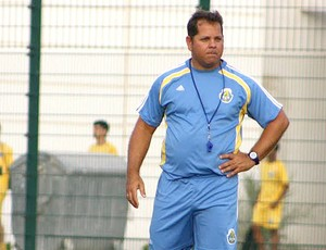 Leonardo Vitorino, técnico no Qatar (Foto: Divulgação)
